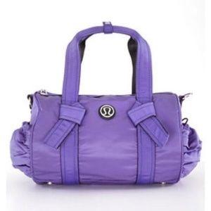 Lululemon DTB Mini Duffel Persian Purple
